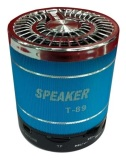 Tips Beli Portable Speaker T 89 Biru