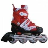 Beli Power Sepatu Roda Inline Anak Merah Dengan Kartu Kredit