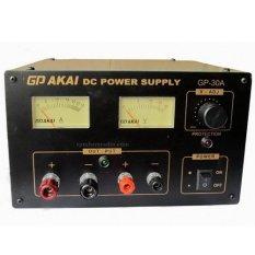 Beli Power Supply Gp Akai Gp 30A Hitam Akai Dengan Harga Terjangkau