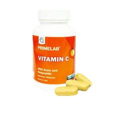 Toko Primelab Vitamin C 1000 Mg Untuk Daya Tahan Tubuh Anti Oxidant Anti Sariawan Penyembuhan Luka 30 Tablet Online Terpercaya