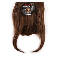 Harga Seven 7 Revolution Hairclip Poni Clip Depan Seven Hair Clip Klip Korea Cokelat Muda Light Brown New