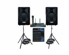 Beli Paket Sound System Outdoor Dan Indoor 15 Inch Aktif Cicilan