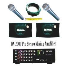 Harga Paket Sound System Bmb Free Mic Kabel Shure Beta 58 Baru Murah