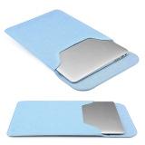 Jual Pu Kulit Lengan Laptop Tas Komputer Cover Untuk Macbook Air 11 6 Laptop Biru