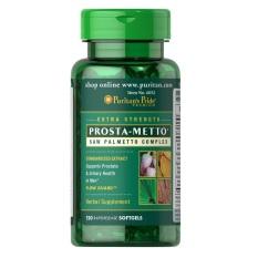Beli Puritan Pride Prostametto Saw Palmetto Complex For Men 120 Softgel Anti Prostat