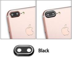 QC Metal Lens Protector / Ring Camera / Pelindung Kamera For Apple iPhone 7 Plus / Iphone7 Plus / iPhone 7G Plus / Iphone 7S Plus / iPhone 7+ Ukuran 5.5 inchi - Hitam