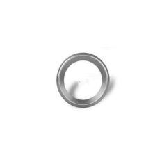 QC Metal Lens Protector Ring/ Pelindung Kamera iPhone 6 4,7 inch - Silver