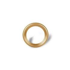 QC Metal Lens Protector Ring / Pelindung Kamera iPhone 6 Plus / Iphone6 Plus / iPhone 6G Plus / Iphone 6S Plus / iPhone 6+ Ukuran 5,5 Inch - Emas
