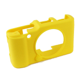 Dapatkan Segera Rajawali Silicone Case For Fujifilm X A2 X A1 X M1 Yellow