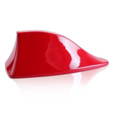 Merah Mobil Khusus Radio Dengan Sinyal FM Shark Fin Antena Untuk Kursi Leon FR Piala