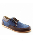 Diskon Redknot Counting Denim Blue Brown