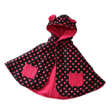 Beli Babycape Selimut Jaket Bayi Dotpink By Bibbo Babywear Dengan Kartu Kredit