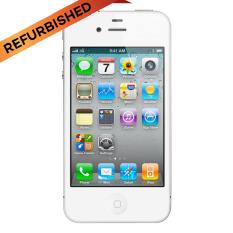 Beli Refurbished Apple Iphone 4 16Gb Putih Grade A Yang Bagus