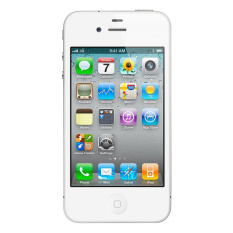 Miliki Segera Refurbished Apple Iphone 4S 16Gb Putih Grade A
