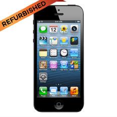 Beli Refurbished Apple Iphone 5 16 Gb Hitam Grade A Lengkap