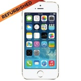 Promo Refurbished Apple Iphone 5S 16Gb Gold Grade A Apple