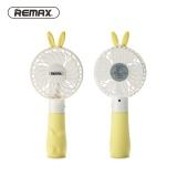 Spesifikasi Remax Kipas Angin Mini Bunny Usb Rechargeable Mini Fan Portable F7 Yellow Terbaru