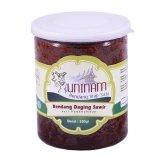 Harga Rendang Uninam Daging Suwir 350 Gr Origin
