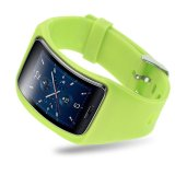 Jual Replacement Band Bangle Bracelet Wristband For Samsung Galaxy Gear S Sm R75 Green Oem Grosir