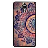 Spesifikasi Retro Ungu Tribe Pattern Phone Case Untuk Xiaomi Mi 4 Hitam Paling Bagus