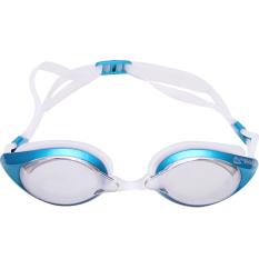 Situs Review Revo Mirror Race Swim Goggle Anti Fog Uv400 Kacamata Renang Biru