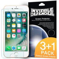 Promo Ringke Invisible Defender Screen Protector For Iphone 7