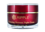 Ripple Whitening Moisture Night Cream 30 Ml Asli