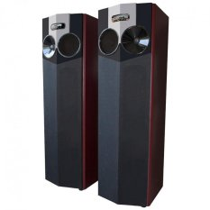 Iklan Roadmaster Speaker Aktif Floor Standing Bluetooth Monster 210 Hitam