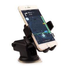 Harga Termurah Robot Rt Ch03 Car Holder Smartphone 4 5 6 5 Inch Hitam