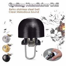 Beli Rockbros Bicycle Cycling Bell Metal Horn Ring Safety Sound Alarm Handlebar Black Terbaru