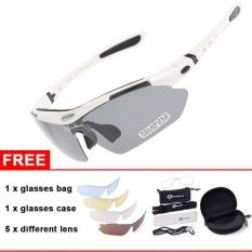 Jual Rockbros Kacamata Sepeda Polarized Bike Polarized Cycling Glasses Sports Sunglasses Rockbros Asli