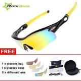 Promo Rockbros Kacamata Sepeda Polarized Cycling Mtb Driving Fishing Glasses Outdoor Sports Sunglasses Murah