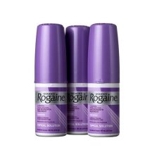 Spesifikasi Rogaine 2 Minoxidil Topical Solution For Women 60 Ml 3 Botol Dan Harganya