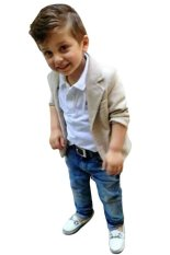 Jual Rorychen 3 Pcs Boy S Gentlemanly Semiformal Suit Intl Rorychen Asli
