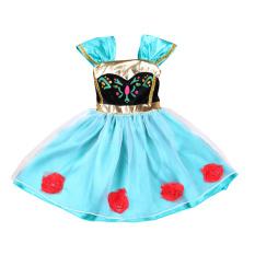 Promo Rorychen Anak Girls Sleeveless Tulle Dress Costume Rorychen