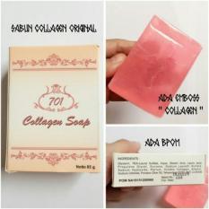 Spesifikasi Sabun Collagen Original Pink Berbpom Terbaik