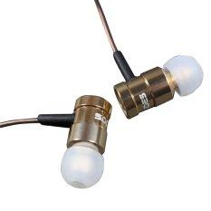 Jual Sades Earphone Stereo With Microphone Sa609 Wings Gold Lengkap