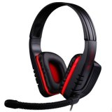 Harga Sades Sa 711 Chooper Gaming Headset Hitam Asli