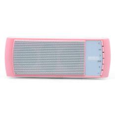 Beli Sahitel Fs203 Fun Portable Speaker With Radio Merah Muda Cicilan