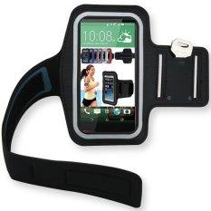 Sakura Armband Smartphone untuk Asus Zenfone Laser 5'5 - Hitam
