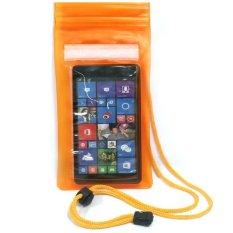 Sakura Water Proof Smartphone untuk Huawei 3X - Orange