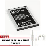 Samsung Baterai Galaxy Core 2 G355H Free Handsfree Samsung Stereo Di Dki Jakarta