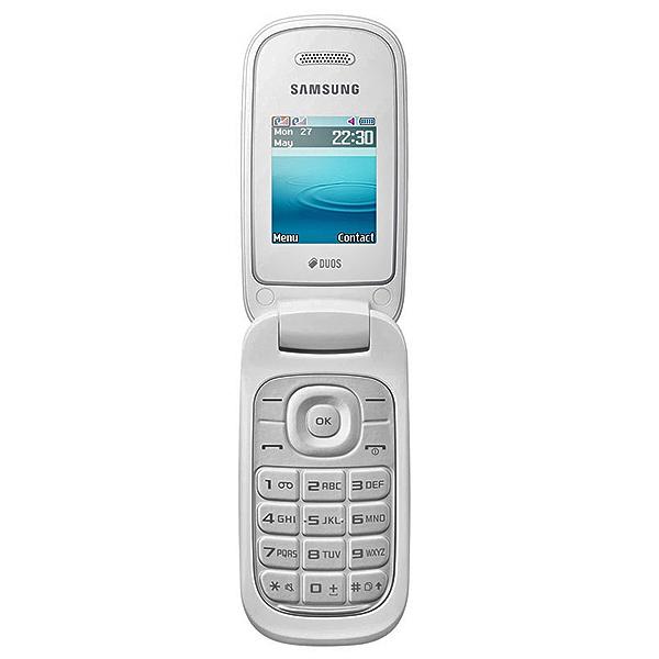 Desain Simpel Samsung Caramel GT E1272 Dual SIM