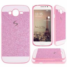 Samsung Core 2 Case Glitter Blink-Blink Hardcase Backcase Casing hp-Rose Gold