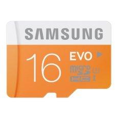Diskon Besarsamsung Evo Micro Sd 16 Gb Memory Card