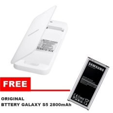 Harga Samsung Extra Battery Kit For S5 Gratis Samsung Battery 2800Mah Terbaik