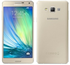Samsung Galaxy A7 Duos 2015 - 16GB - Gold