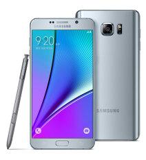 Spesifikasi Samsung Galaxy Note 5 64Gb Silver Bagus