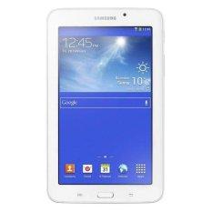 Spesifikasi Samsung Galaxy Tab 3 V T 116 8Gb Putih Dan Harga