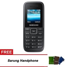 Dimana Beli Samsung Keystone 3 B109E Hitam Gratis Sarung Handphone Samsung